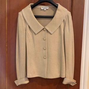 St John jacket and skirt